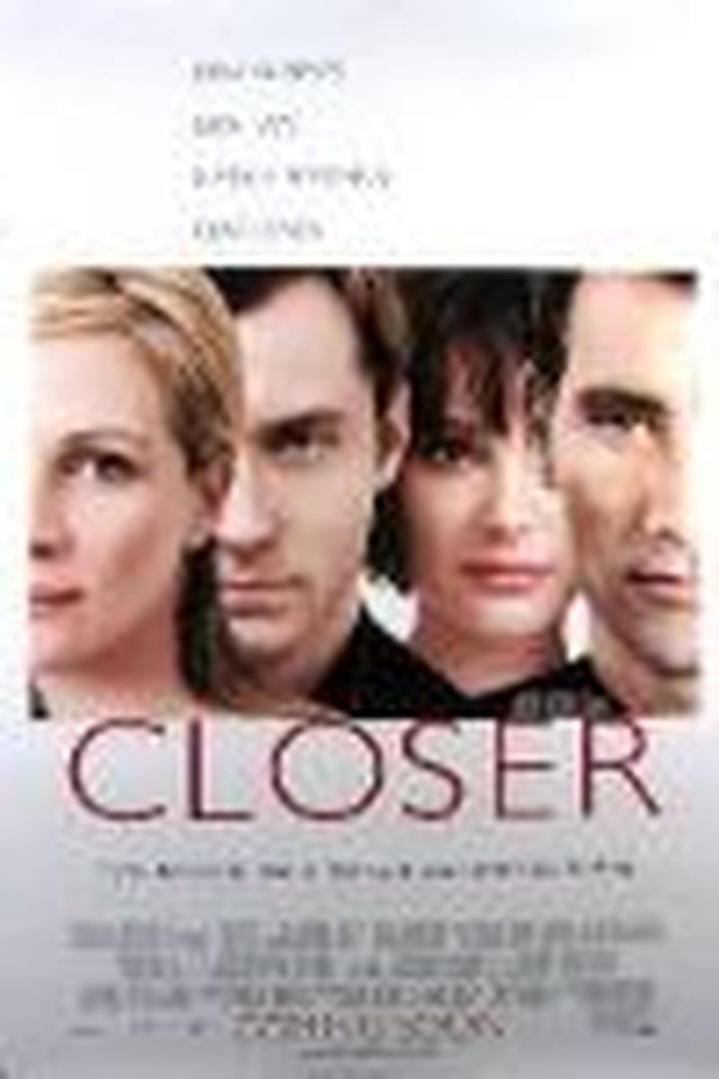 """Many Will Insist """"Closer"""" Is Art, But It Isn't"""