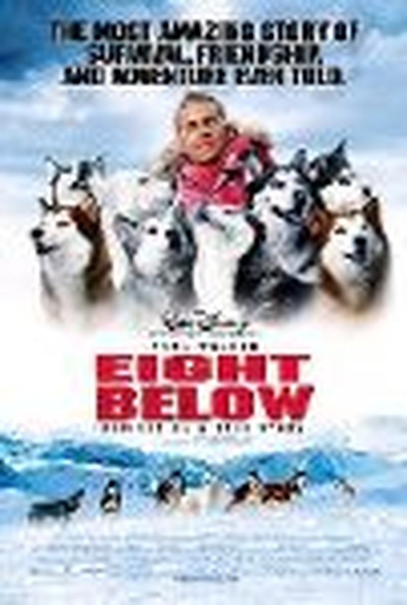 """Cute, Cold and Corny Characterize """"Eight Below"""""""