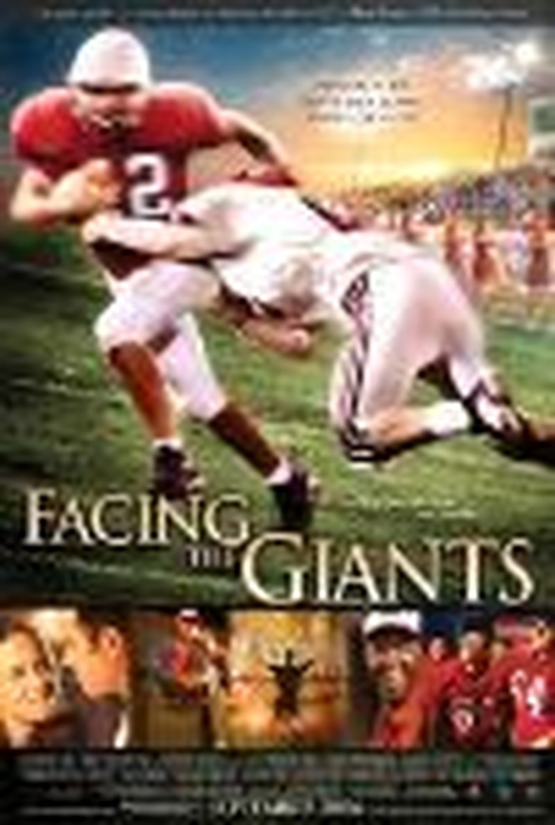 <i>Facing the Giants</i> Scores a Touchdown for Faith-Based Films