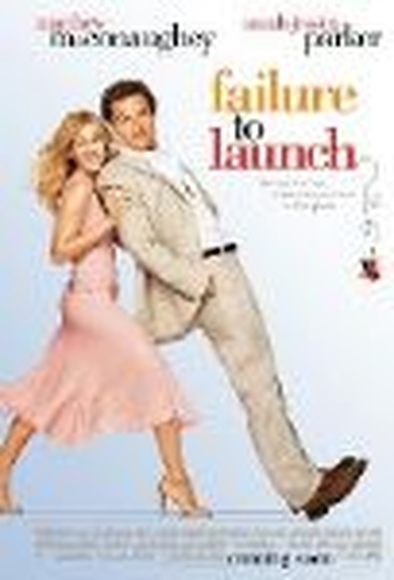 """Failure to Launch"" Stays True to Name"