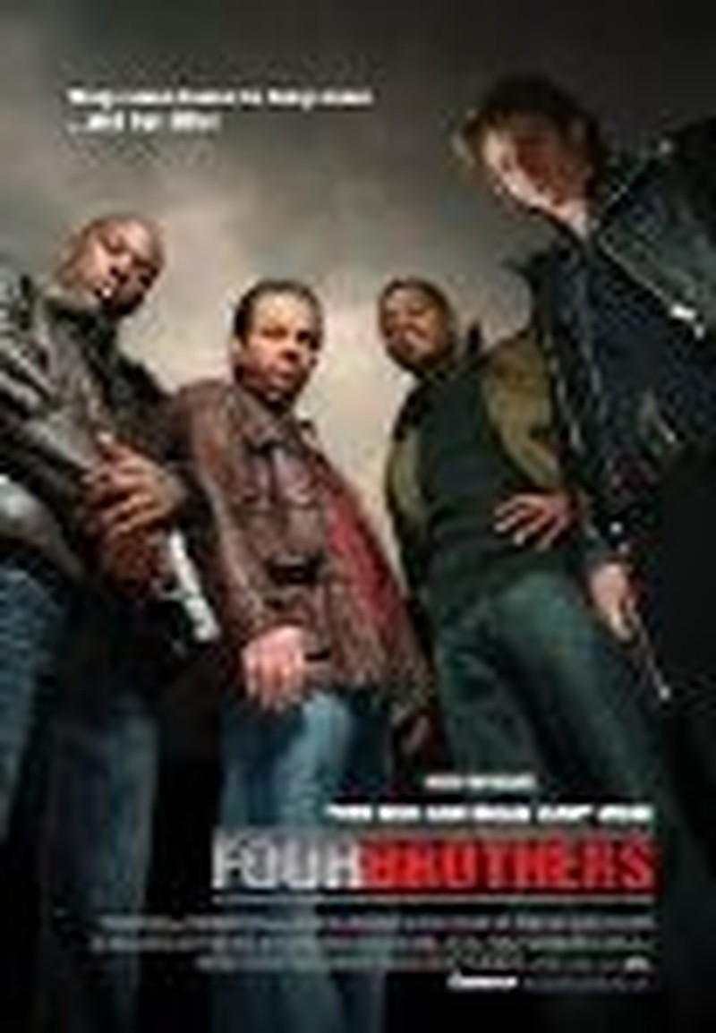 """""""Four Brothers"""" = Gangsta Family Values"""