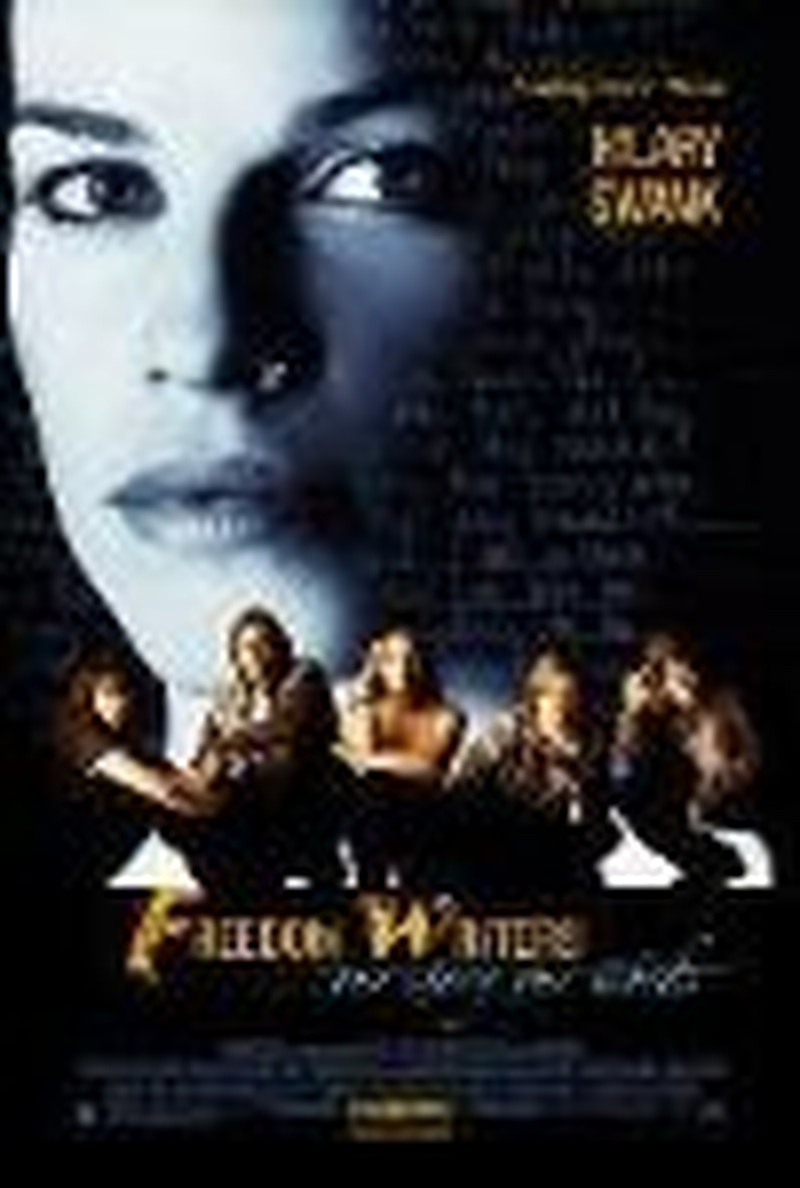 Swank Shows Right Stuff in Inspirational <i>Freedom Writers</i>
