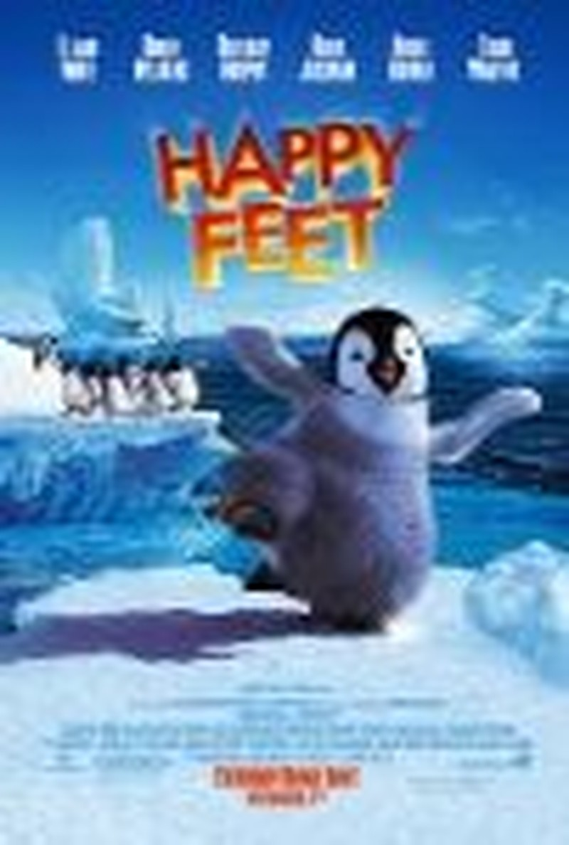 """Happy Feet"" Is Wacky, Toe-Tapping Fun for Everyone"