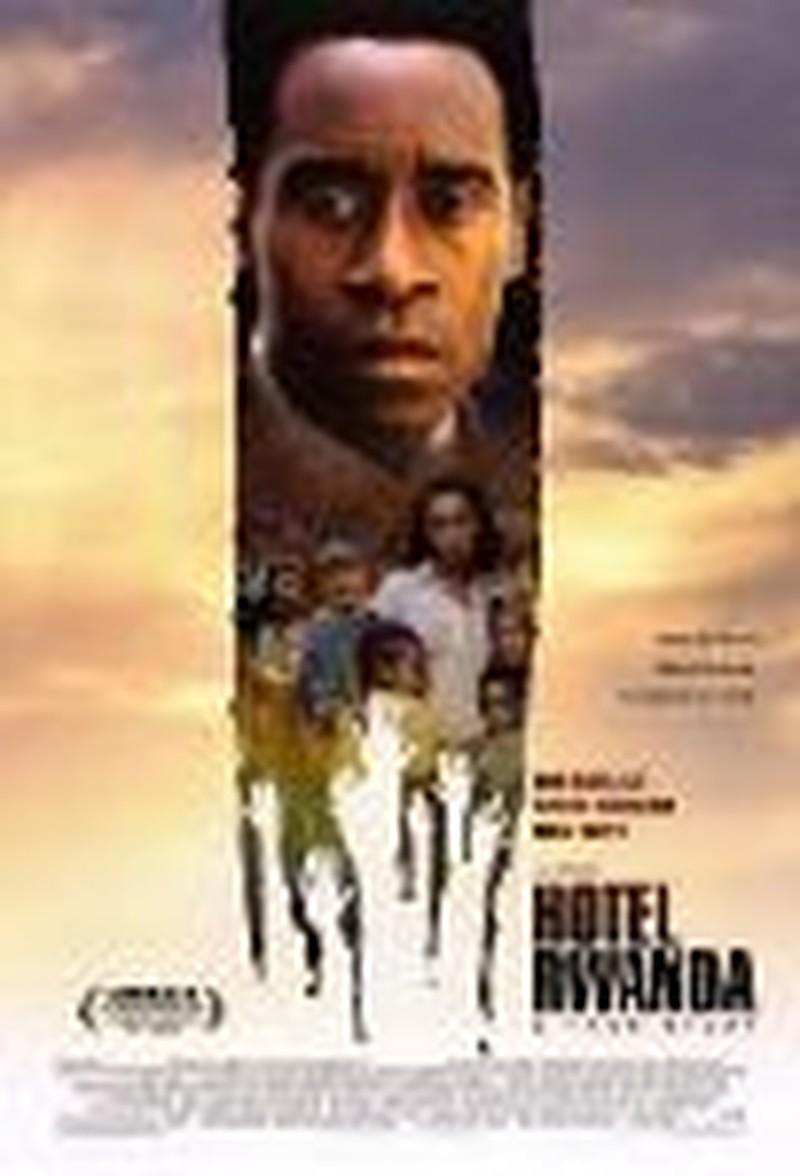 "Great Moral Value in Sobering ""Hotel Rwanda"""