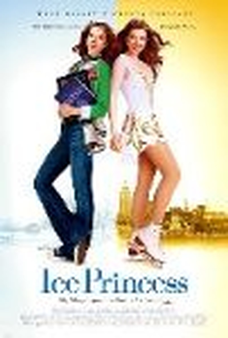 """""""Ice Princess"""" Perfect for Young Daughters and Parents, Too"""