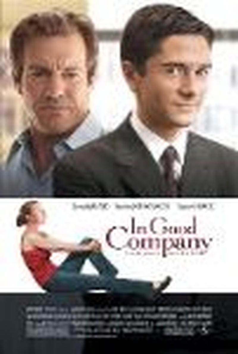 "Dennis Quaid & Topher Grace:  Keeping ""Good Company"""