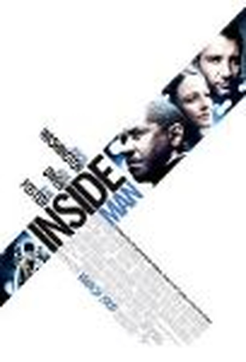 """Greed and Guilt Power a Slick """"Inside Man"""""""