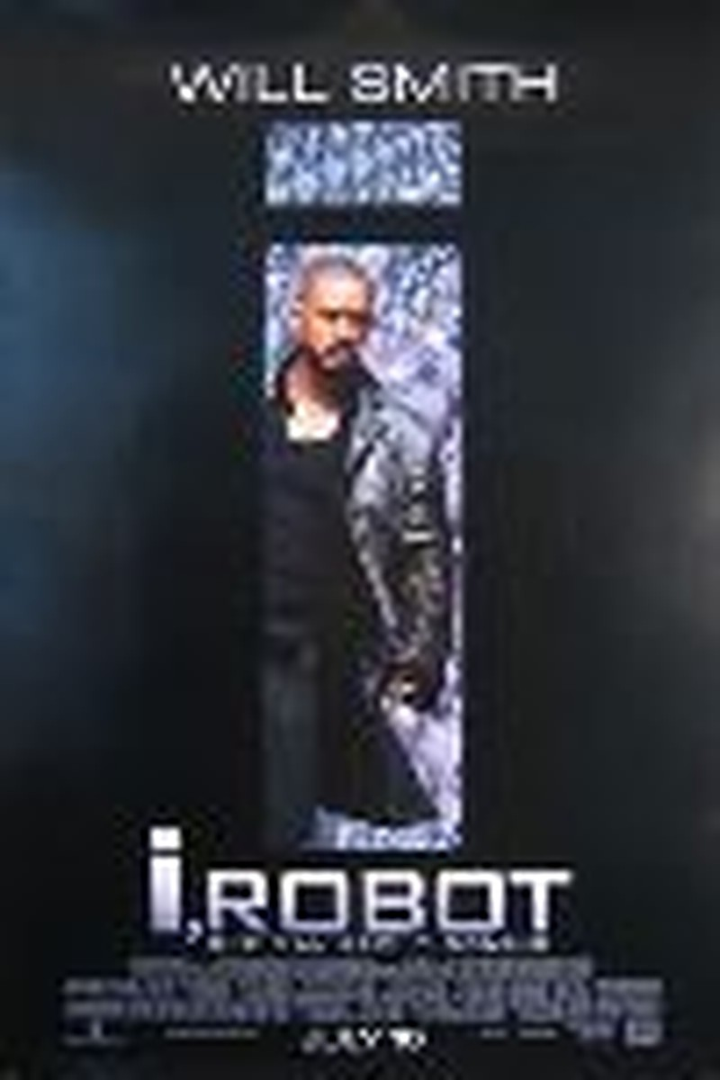 """Fast-Paced """"I, Robot"""" Follows in """"Blade Runner"""" Steps"""