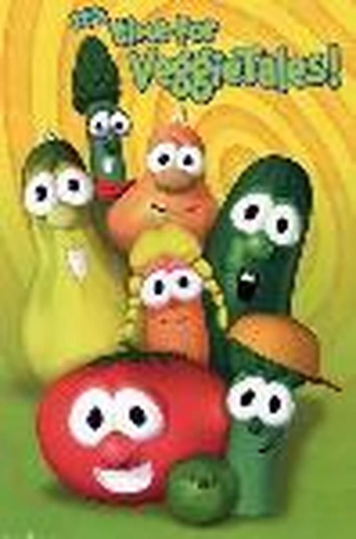 VeggieTales' Creators File for Chapter 11