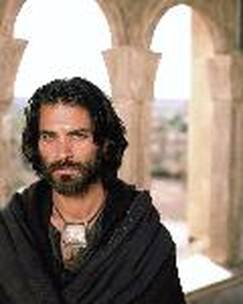 "Actor Johnathon Schaech Plays the Betrayer in ""Judas"""