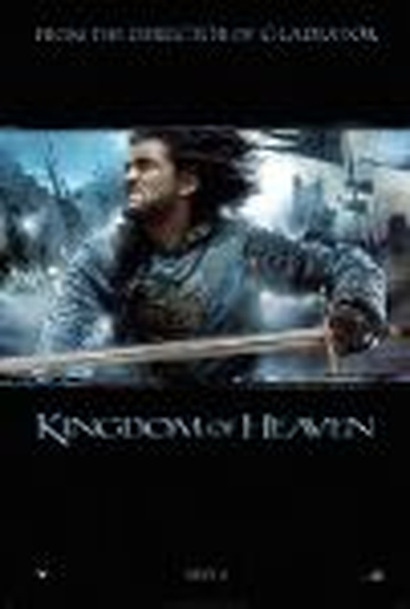 <i>Kingdom of Heaven</i> Not the Epic It Could Have Been