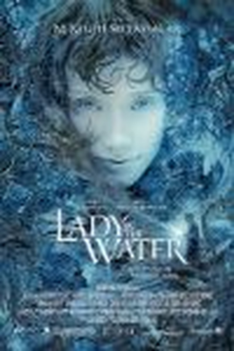 <i>Lady in the Water</i> Not a Typical Shyamalan Splash