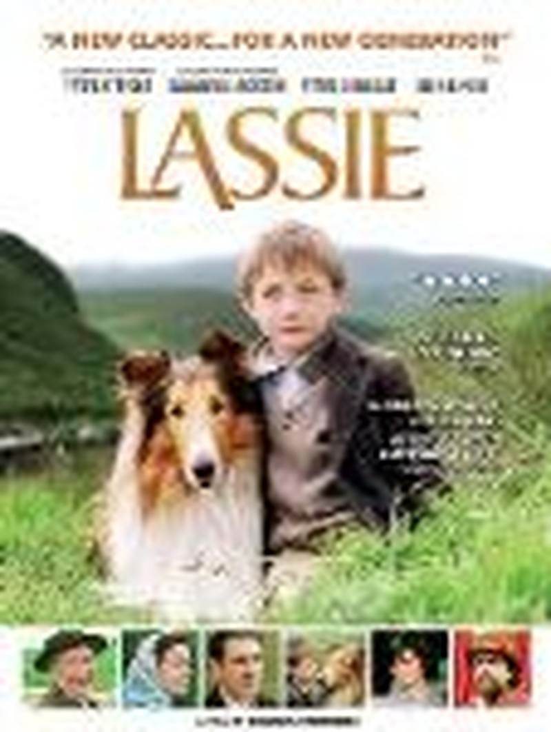 """Latest """"Lassie"""" Comes As a Good Surprise"""