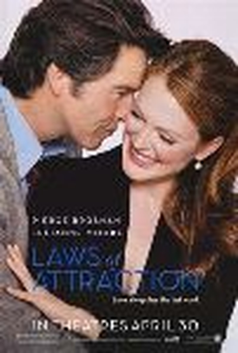 """""""Laws of Attraction"""" Emphasizes Pro-Marriage Message"""