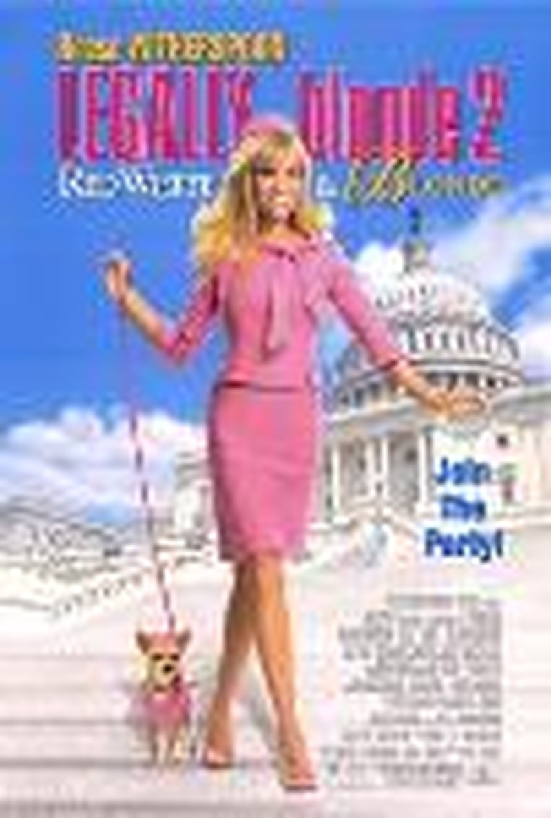 """Legally Blonde 2: Red, White & Blonde"" - Movie Review"