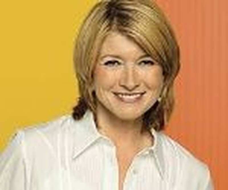 The Reinvention of Martha Stewart