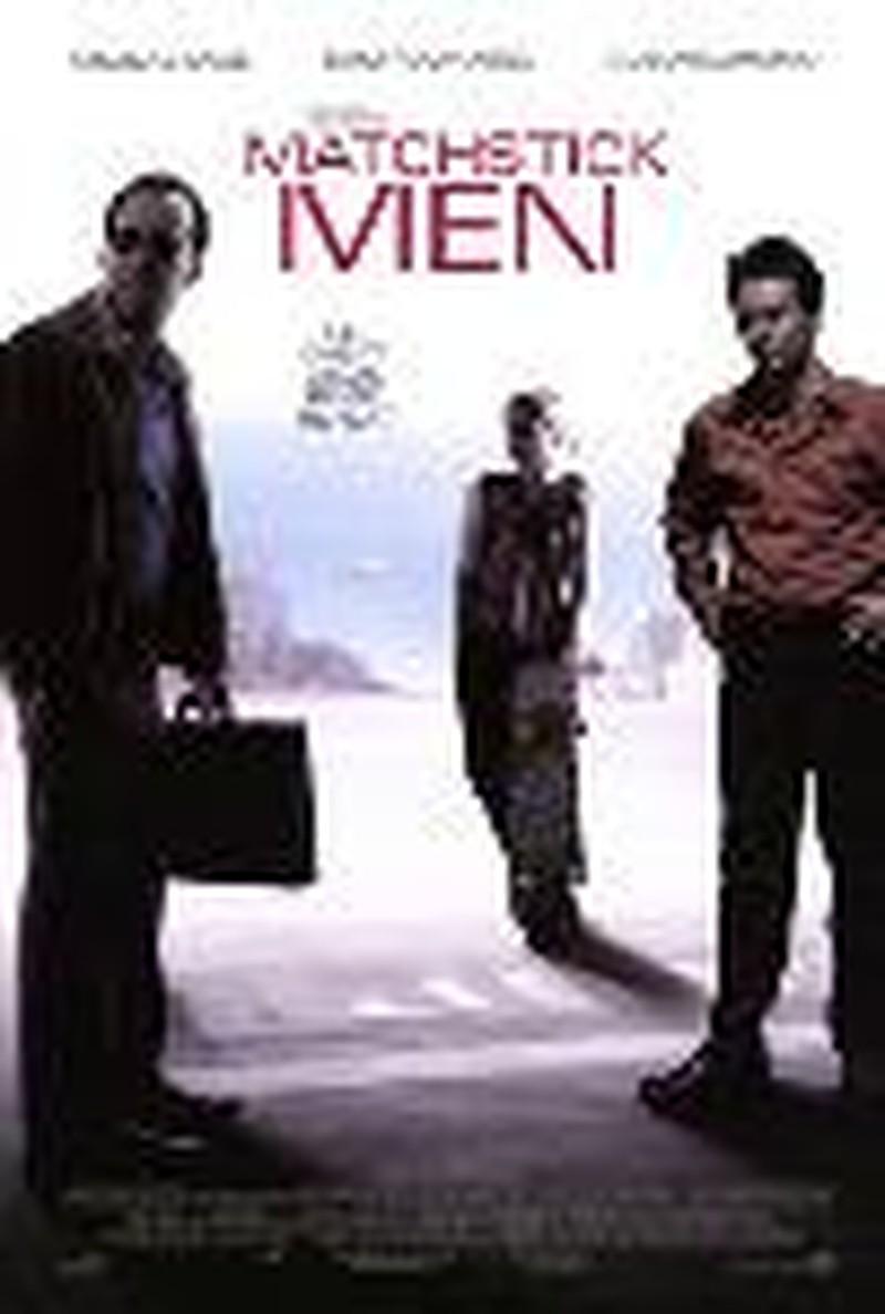 """Matchstick Men"" - Movie Review"