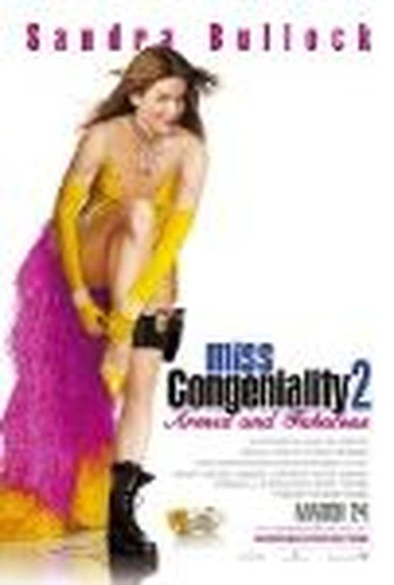 """""""Miss Congeniality 2"""" Continues PG-13 Inappropriateness"""