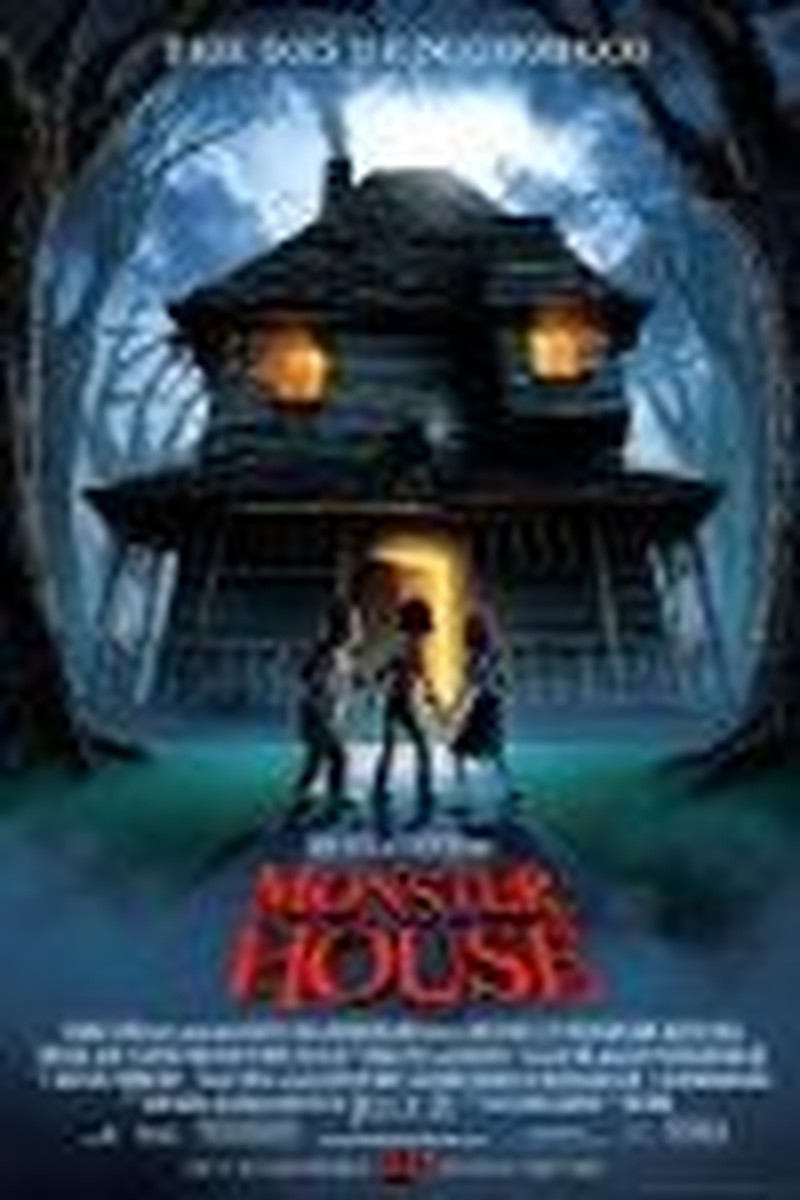 """""""Monster House"""" Scares Up Plenty of Laughs"""