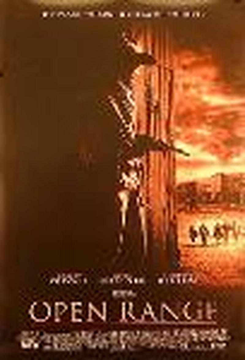 """Open Range"" - Movie Review"