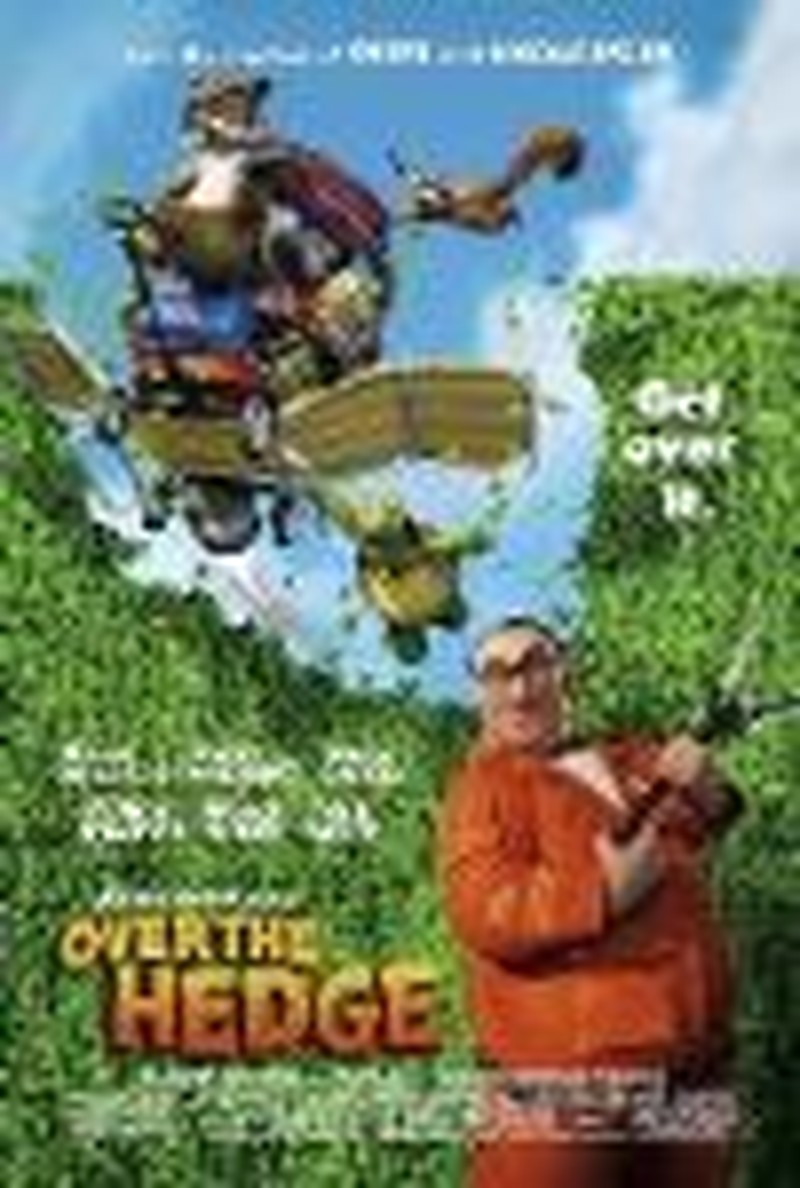 Colorful Characters Give <i>Over the Hedge</i> Comic Warmth