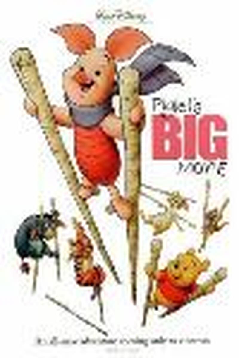<i>Piglet's Big Movie</i> Movie Review