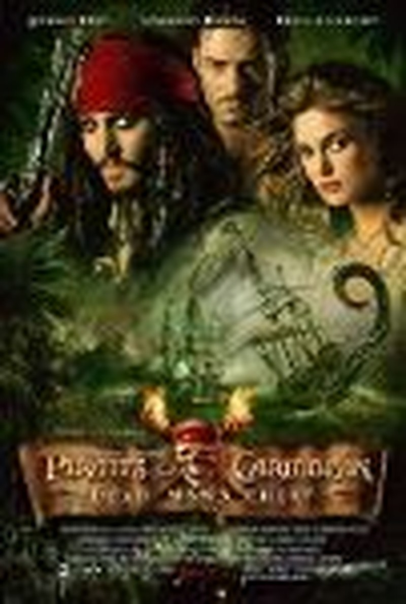 <i>Pirates 2 - Dead Man's Chest</i> Contains a Few Jewels