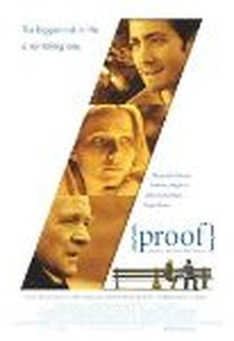 """Proof"" Explores Thin Line Between Brilliance and Insanity"