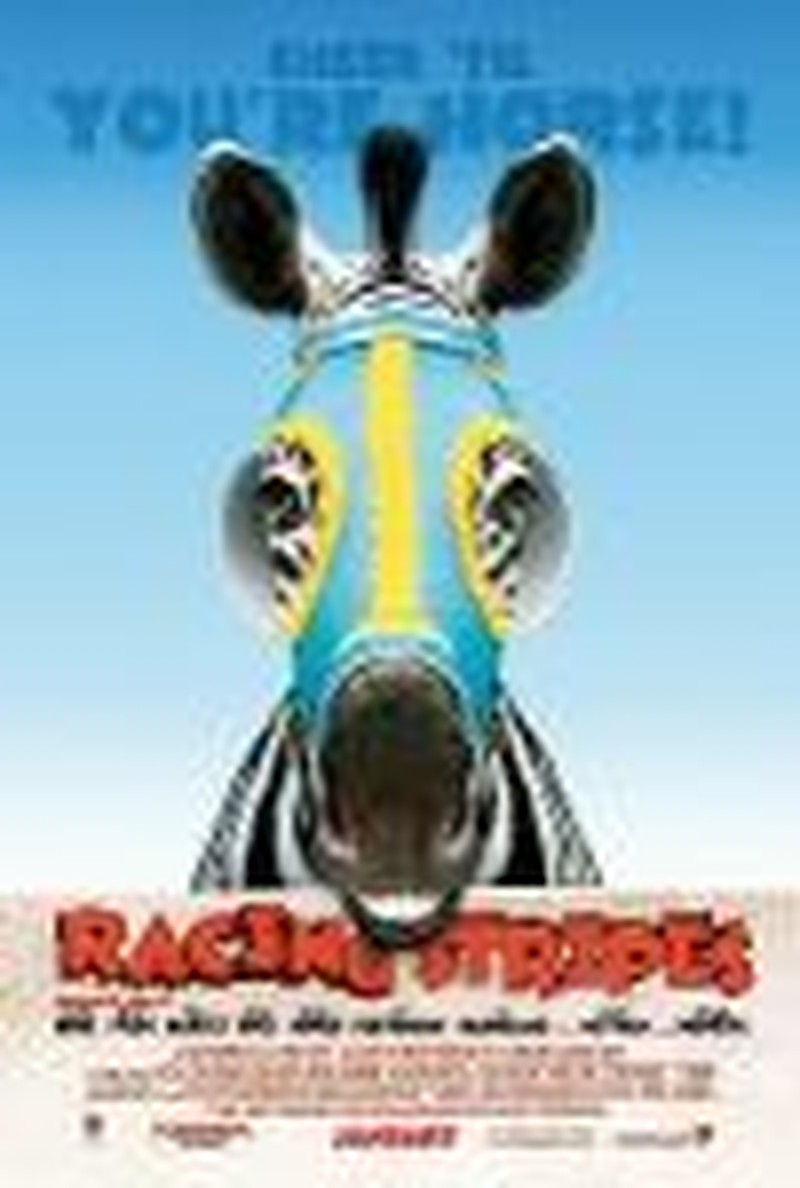 """Everyone But the Most Cynical Will Enjoy """"Racing Stripes"""""""