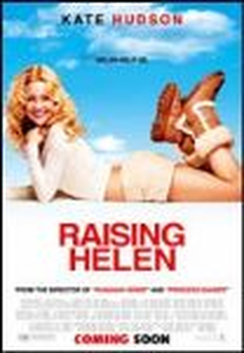 """Bad Script, Acting Make """"Raising Helen"""" a  Disappointment"""