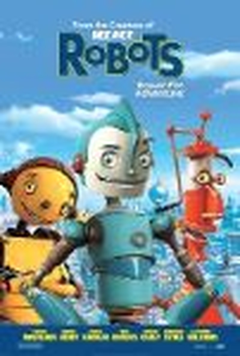 """Standard for Family Films Drops Even Lower with """"Robots"""""""