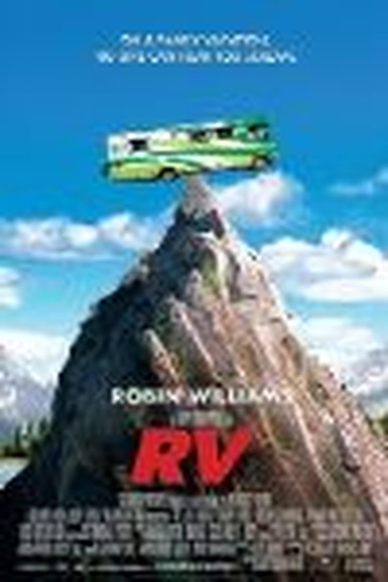 The Road's Bumpy, But <i>RV</i> Will Still Make You Laugh