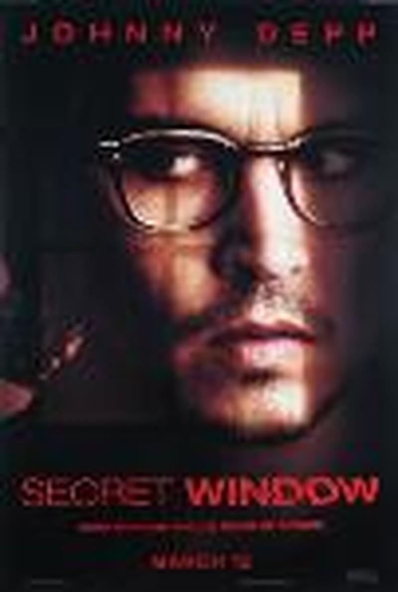 """Secret Window"" - Movie Review"