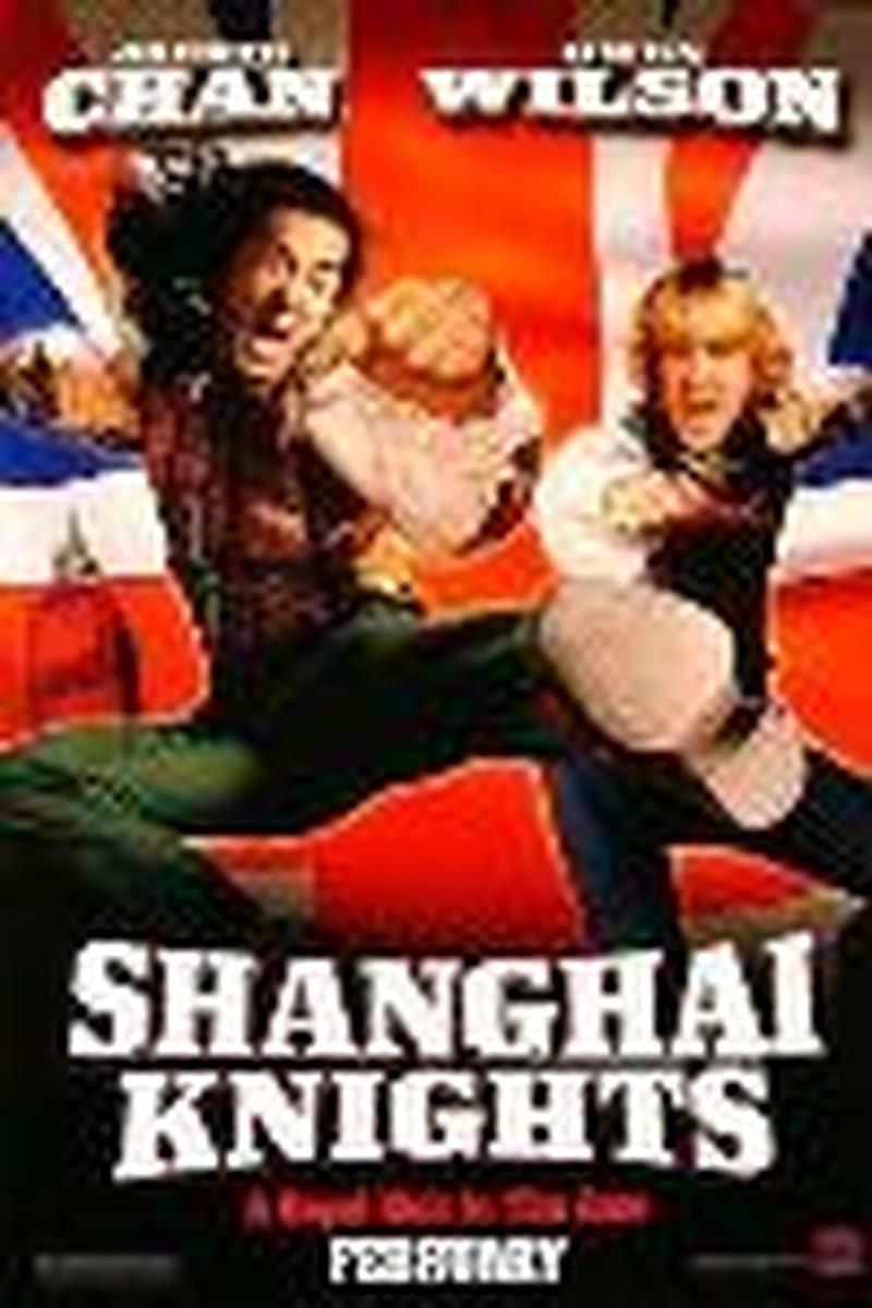 <i>Shanghai Knights</i> Movie Review