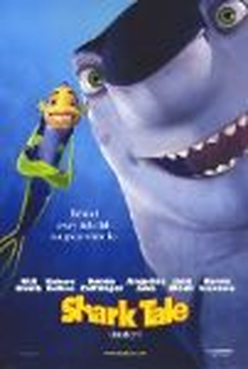 "Something Smells Fishy with ""Shark Tale"""