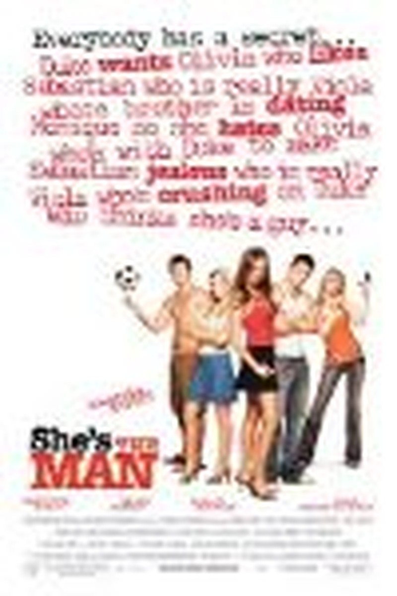 """Shakespeare's """"Twelfth Night"""" Retold in """"She's the Man"""""""