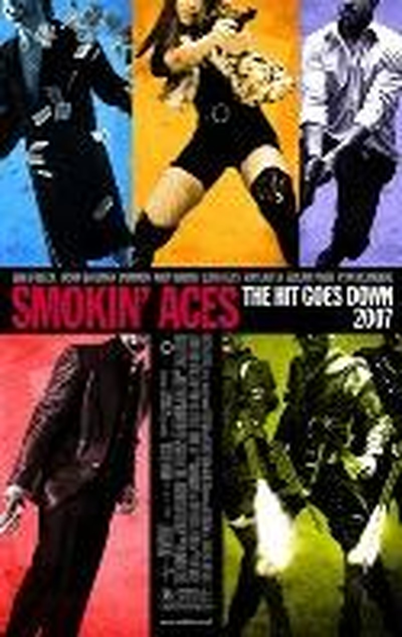 <i>Smokin' Aces</i> Has Style, but Story Goes Up in Flames
