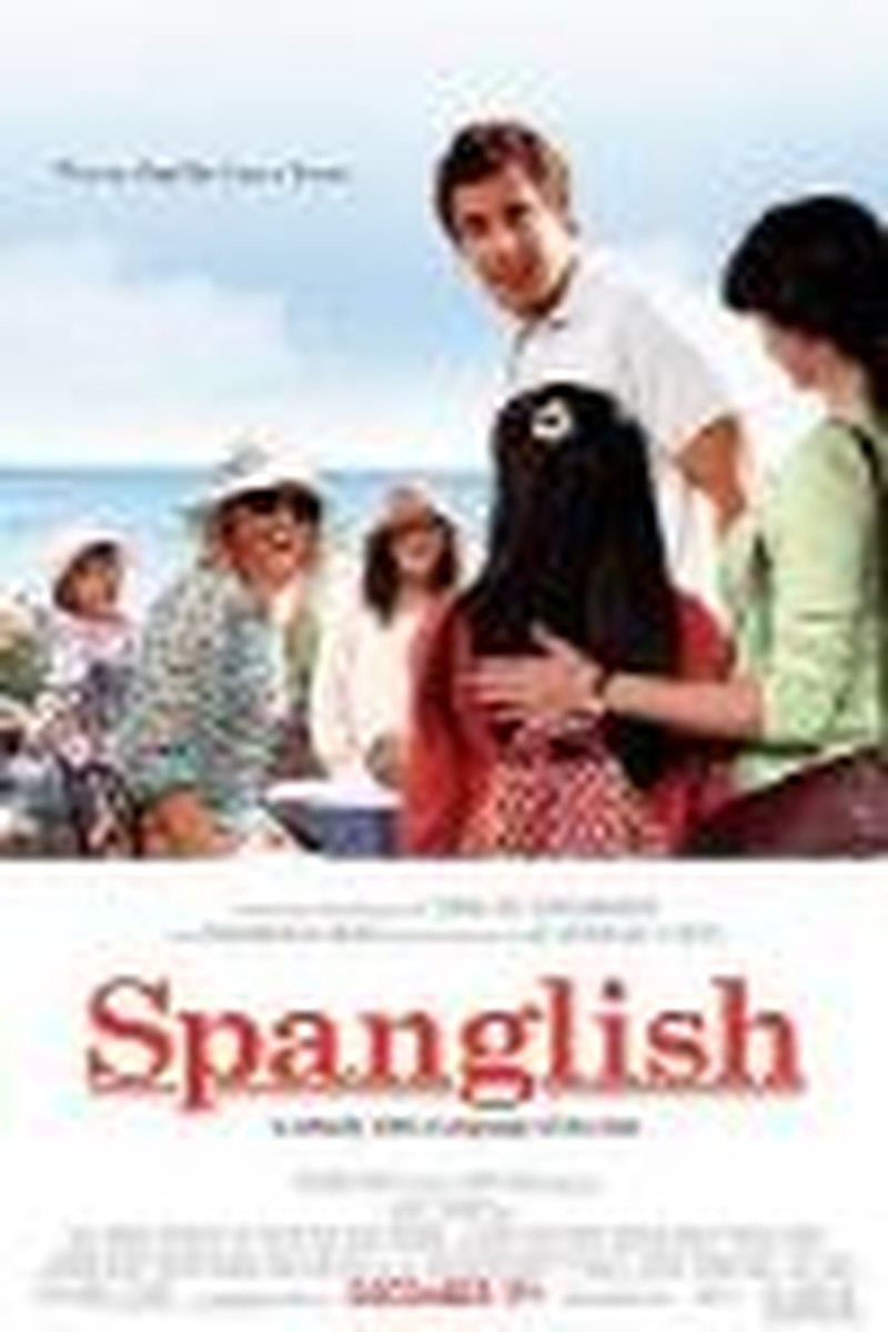 """""""Spanglish"""" Aims for Cultural Clash with Heartwarming Tale"""