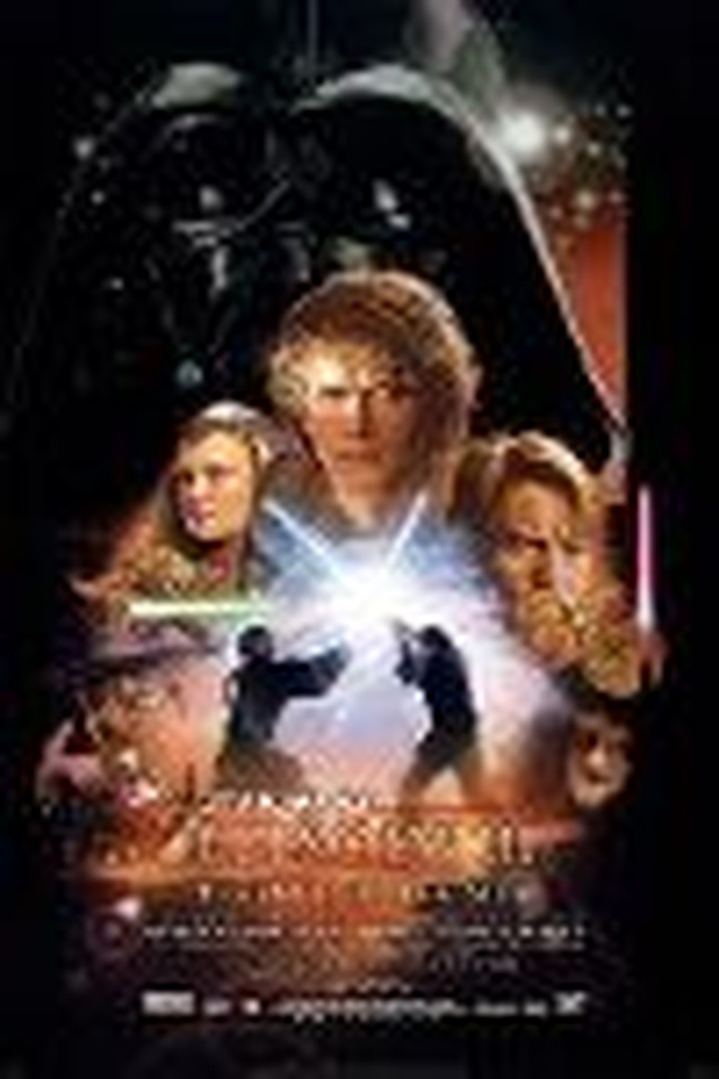"""Lucas Only Improves with """"Star Wars: Episode III"""""""