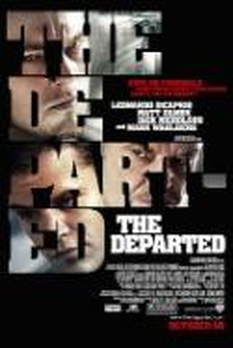 """Scorcese Displays His Heart of Darkness in """"The Departed"""""""