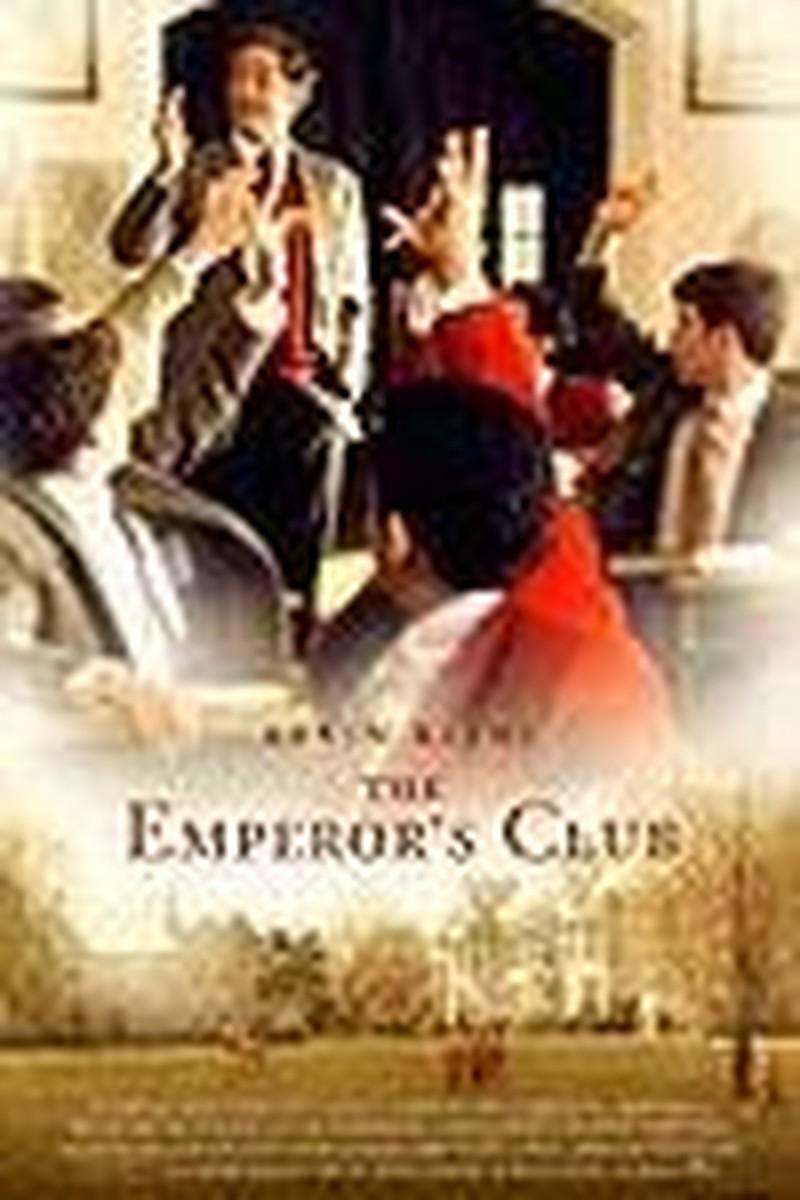 <i>The Emperor's Club</i> - Movie Review