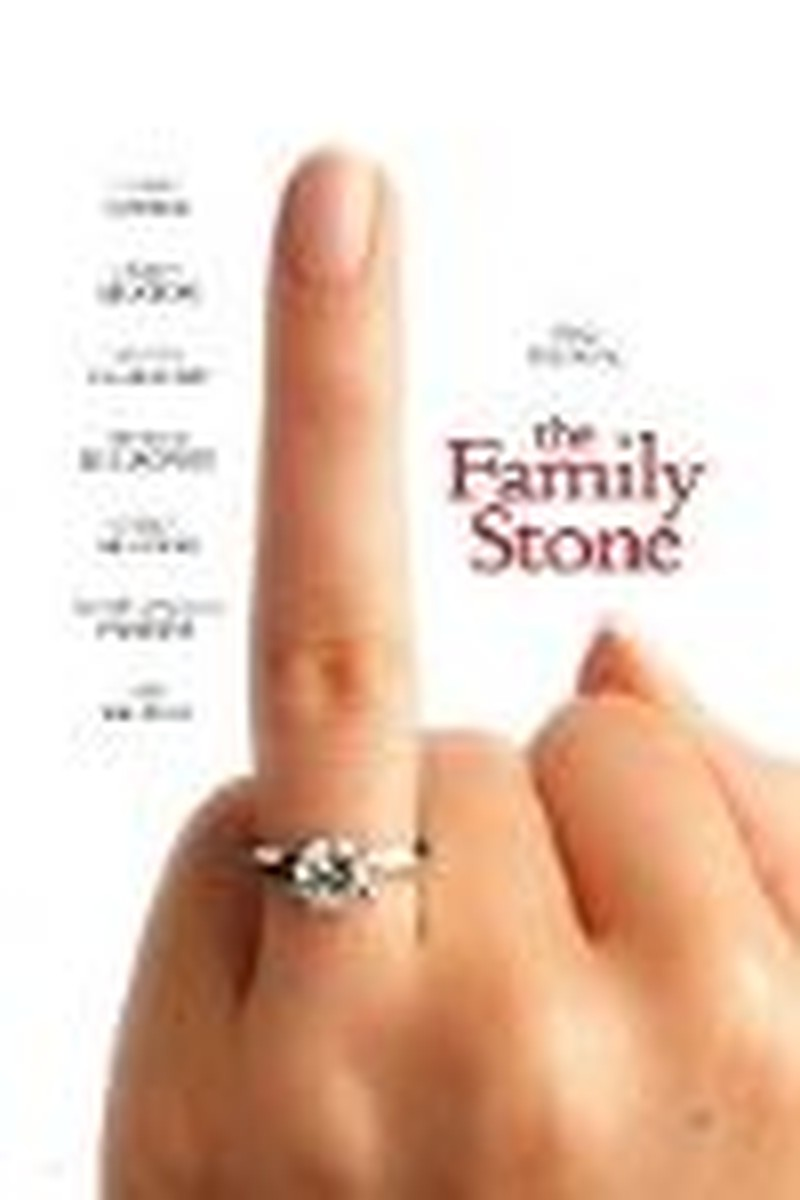 "Preachy, Politically Correct ""Family Stone"" a Disappointment"
