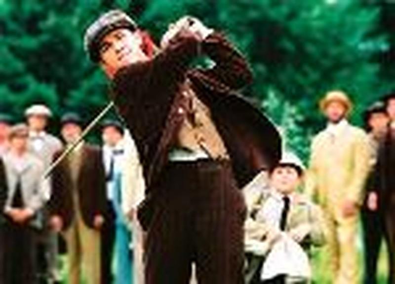 A Golfer and a Gentleman