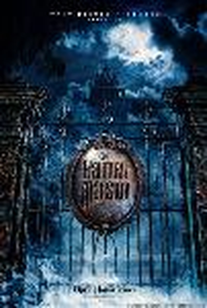 """""""The Haunted Mansion"""" - Movie Review"""