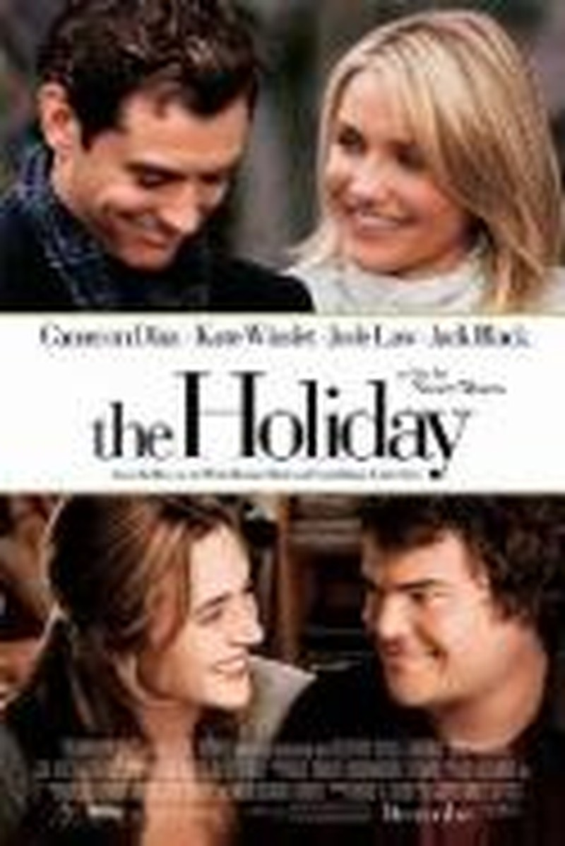 """The Holiday"" Has Suprising Depth for a Chick Flick"