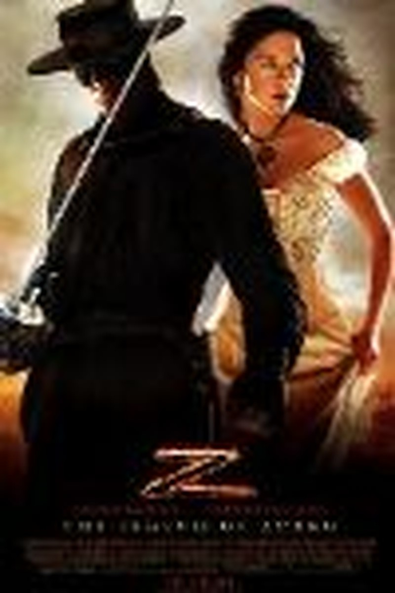 """Family, Honor and Heroism Extolled in """"The Legend of Zorro"""""""