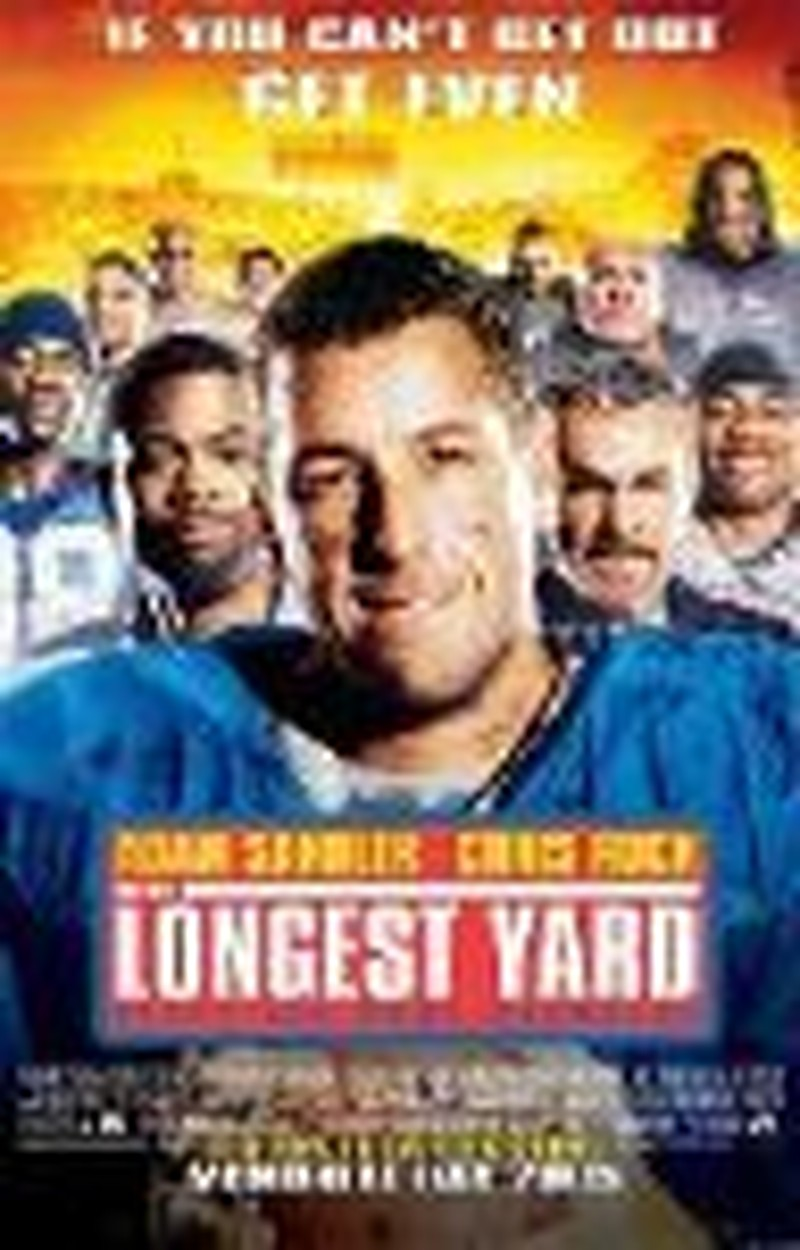 """Off-Color Jokes and Perversion Mark """"The Longest Yard"""""""
