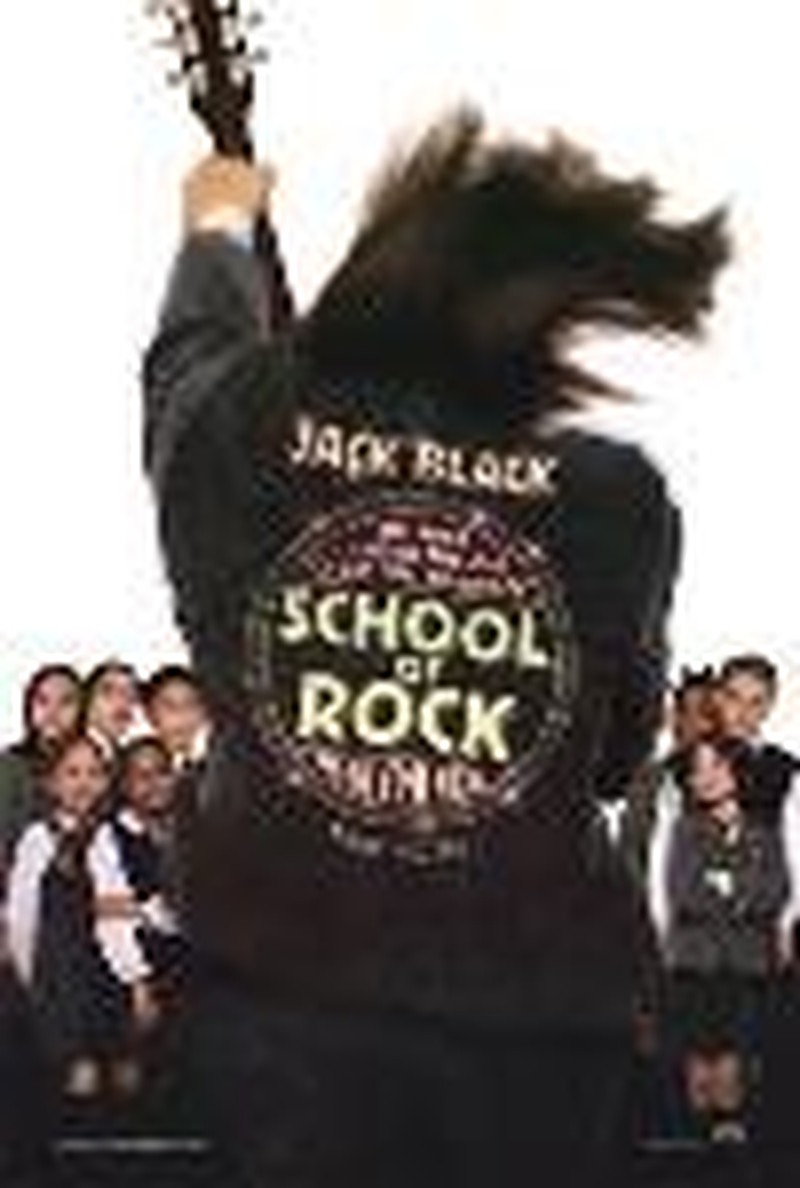 """School of Rock"" - Movie Review"