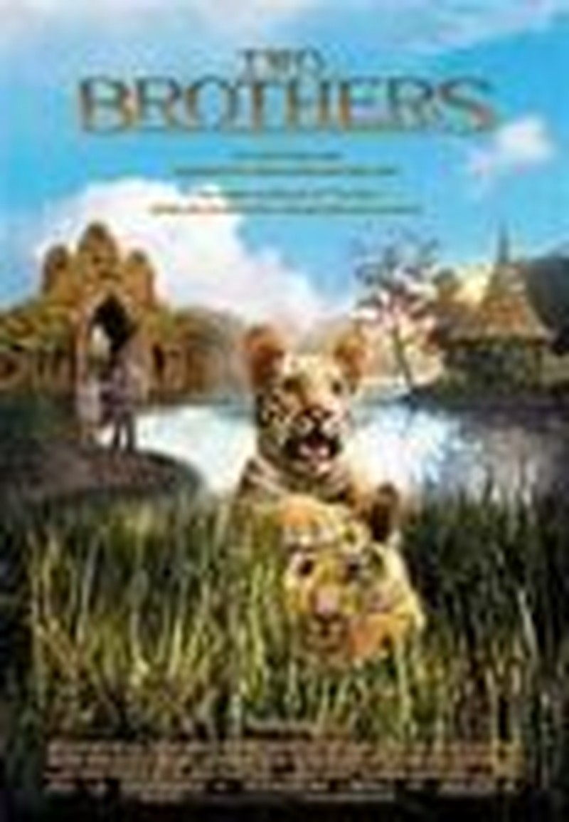 """""""Two Brothers"""" Film Tracks with Wildlife Epic Predecessors"""
