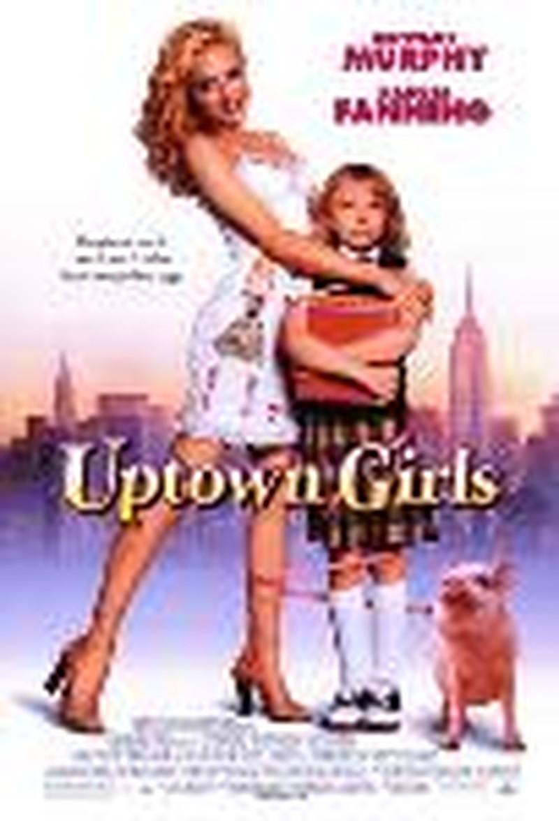 """Uptown Girls"" - Movie Review"